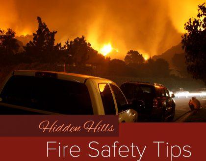 California Brushfires