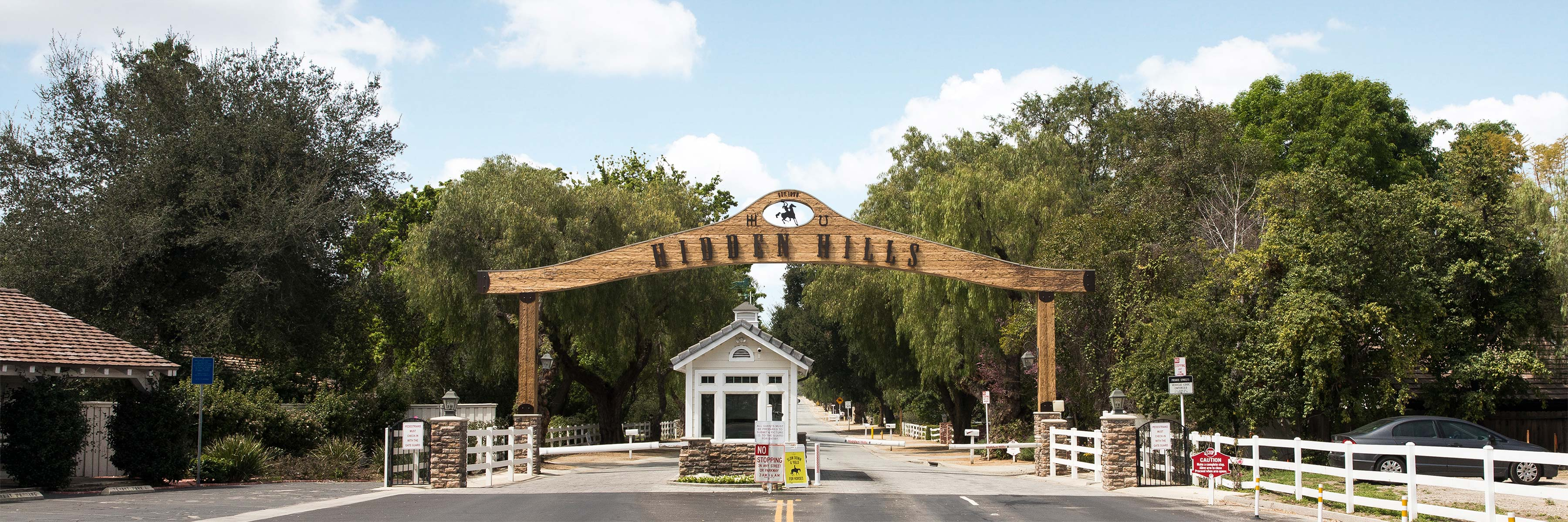 Long Valley Gate